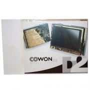 Наклейка Cowon iAudio D2/D20 Metal Stiker Grey