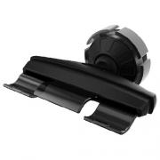 Автомобильный держатель в CD слот Ppyple CDView M+ (black)