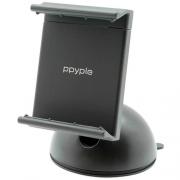 Автомобильный держатель для телефона  Ppyple Dash-N5 matt black