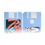 Внешний аккумулятор Remax Floppy Disk Power Bank RPP-17 Blue