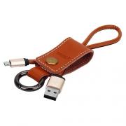 Кабель передачи данных micro USB Remax Western RC-034m 0.32м коричневый