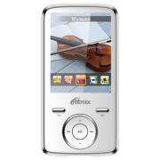 MP3 плеер Ritmix RF-7650 (4Gb) white