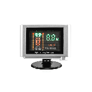Парктроник SHO-ME 2612 N08 Silver (сенсор 22 мм)