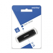 Флешка USB 3.0 128GB Smart Buy LM05 чёрный