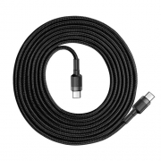 Кабель Baseus Cafule Type-C PD2.0 Cable 1м  (CATKLF-GG1)