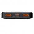 Внешний аккумулятор Baseus Bipow Digital Display Power bank 10000mAh 20W (PPDML-L01)