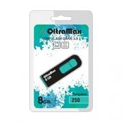 USB флэш-накопитель OltraMax 250 8GB Turquoise