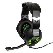 Компьютерная гарнитура Dialog HGK-28C black/green