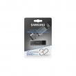 Накопитель USB Samsung DUO Plus 32Gb серый