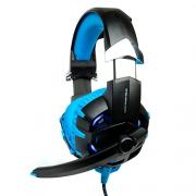 Компьютерная гарнитура DIALOG Gan-Kata HGK-34L black/blue