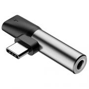 Адаптер Baseus L41 Type-C to 3.5mm Audio converter