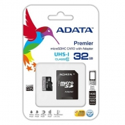 ADATA Premier microSDHC Class 10 UHS-I U1 32GB
