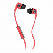 Наушники Skullcandy Smokin Buds 2 Hot Red/Black