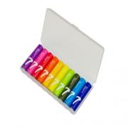 Батарейки Xiaomi AAA Rainbow 7 (10штук)