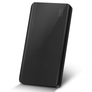 Внешний аккумулятор Xiaomi Mi Power Bank ZMI QB810 10000 mAh black
