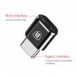 Адаптер Baseus Micro USB - Type-C