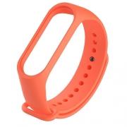 Ремешок для Xiaomi Mi Band 3 orange