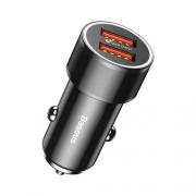 Автомобильное зарядное устройство Baseus Dual USB 36W