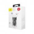 Автомобильное зарядное устройство Baseus CAXLD-B01 Dual USB 36W