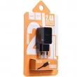 Зарядное устройство Hoco C22A 2.4 A + Micro USB кабель