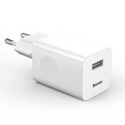 Сетевой блок питания Baseus 24W Travel EU Plug Wall Charger