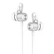 Беспроводные наушники Hoco ES14 Bluetooth Breathing Sound Magnetic Sport white