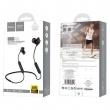 Беспроводные наушники Hoco ES17 Cool Music Bluetooth Earphones black