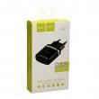 Зарядное устройство Hoco С12 black