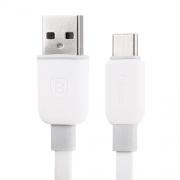Кабель Baseus Tough Series 2A Type-C - USB 1м white