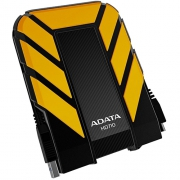 Жесткий диск ADATA DashDrive Durable HD710 1TB Yellow