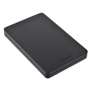 Внешний HDD Toshiba CANVIO ALU 1 ТБ