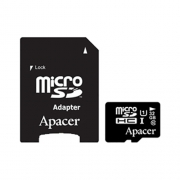 Apacer microSDHC Card Class 10 UHS-I U1 32GB + SD adapter