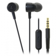 Наушники Audio-Technica ATH-CKL220iS Black