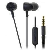 Наушники Audio-Technica ATH-CKL220iS Black