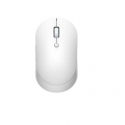 Беспроводная бесшумная мышь с двумя режимамиXiaomi Dual Mode Mouse Silent Edition white