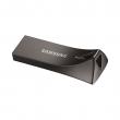 Накопитель USB Samsung Bar Plus 32Gb темно-серый