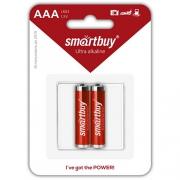 Батарейки Smartbuy LR03 (AAA) 2шт в блистере