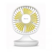 Baseus Pudding-Shaped Fan white