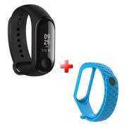 Фитнес-браслет Xiaomi Mi Band 3 голубой