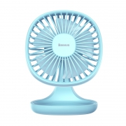 Baseus Pudding-Shaped Fan blue