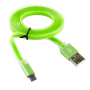 USB кабель Blast BMC-121 Green 2м