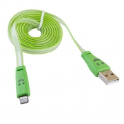 USB кабель Blast BMC-512 Green 1м