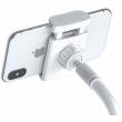 Baseus Unlimited adjustment lazy phone holder silver