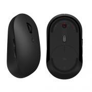 Беспроводная бесшумная мышь с двумя режимамиXiaomi Dual Mode Mouse Silent Edition black