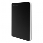 Внешний HDD Toshiba Canvio Slim 2 ТБ black