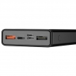Аккумулятор Baseus Mulight Power Bank PD3.0+QC3.0 30000 mAh black