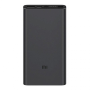 0Аккумулятор Xiaomi Mi Power Bank 3 10000 (PLM12ZM) black