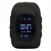 Часы Smart Baby watch Q50 black