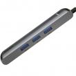 USB-концентратор Baseus Mechanical Eye (CAHUB-J0G)