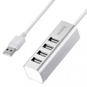 USB HUB HOCO HB1 4-Port USB 2.0